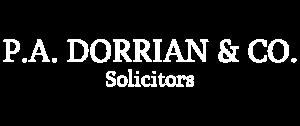 web design professionals Dublin Ireland P.A. Dorrian & Co.